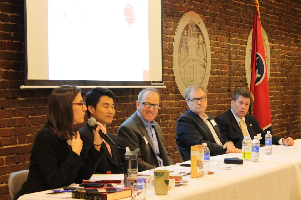 China Business Intercultural Communication Panel