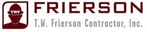 T.W. Frierson logo