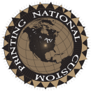 National Custom Printing logo