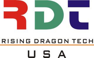 Rising Dragon logo