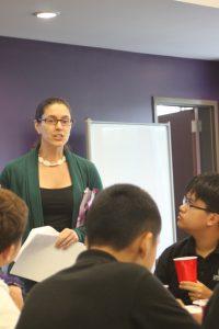 TNCN Executive Director training photo