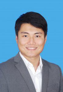 Raymond Liu headshot
