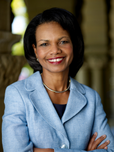 Secretary Rice headshot